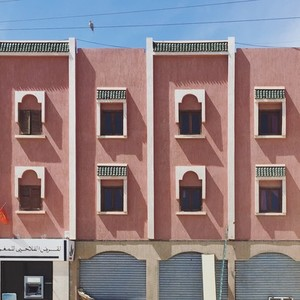 The house  Morocco