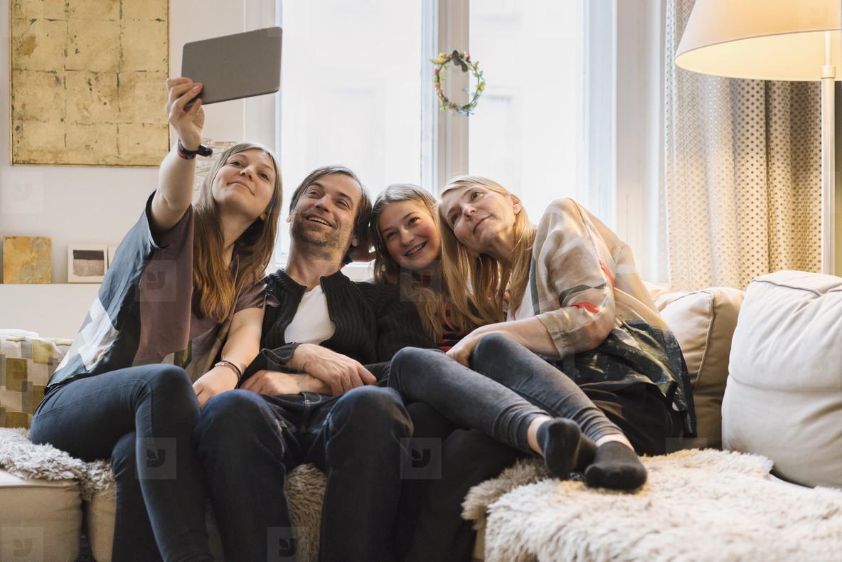 Teen Girl Family  01
