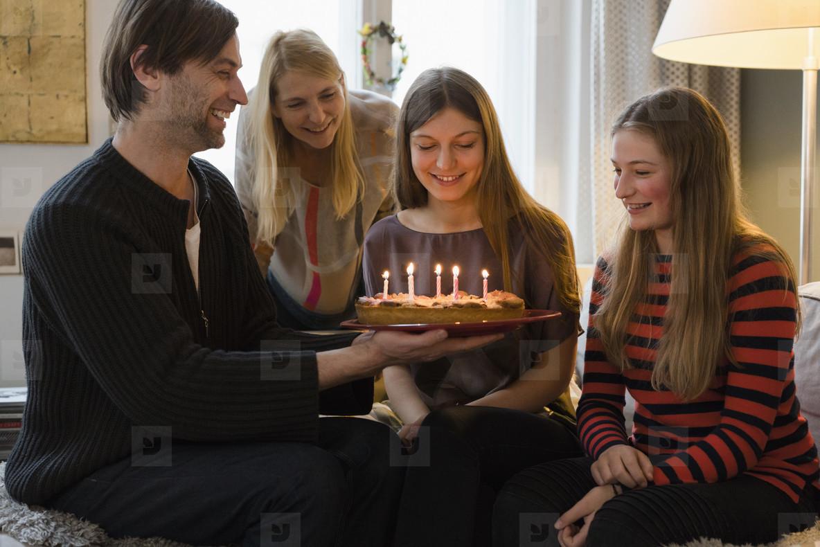 Teen Girl Family  05
