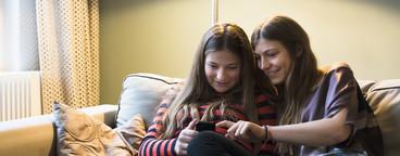 Teen Girl Family  06
