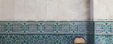 Tiles pattern  Morocco