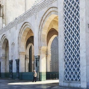Mosque of Hassan II  Morocco