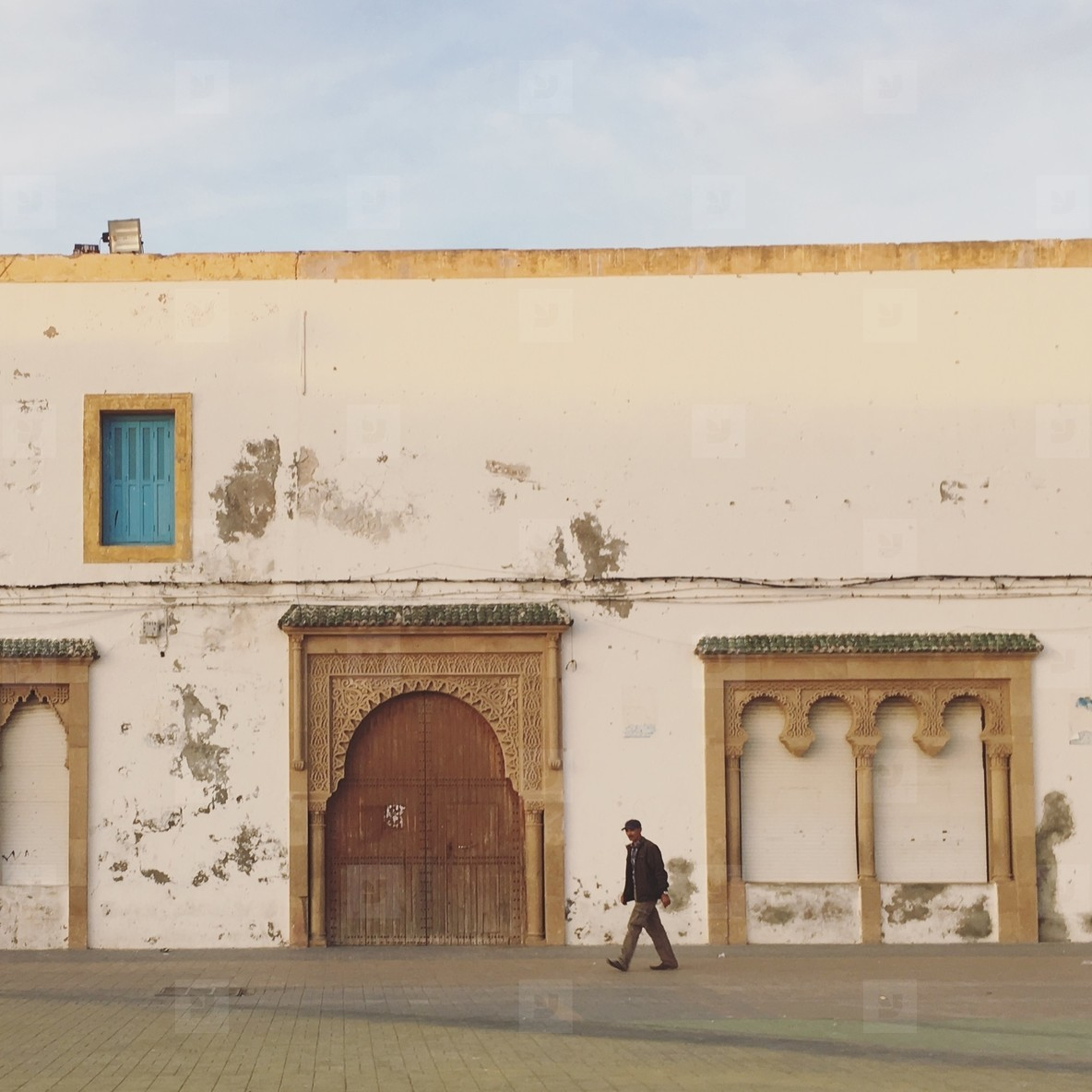 Building in Morocco  05