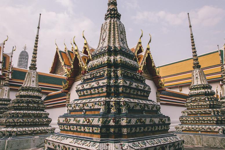 Phra Chedi Rai  Wat Pho