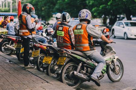 Motorbike taxi 01