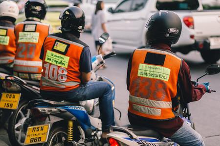 Motorbike taxi 02