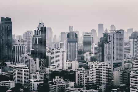 Bangkok skyline 01
