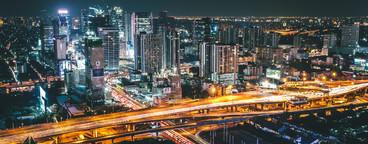 Bangkok Cityscape  01
