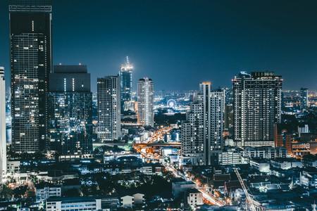 Bangkok Cityscape  02