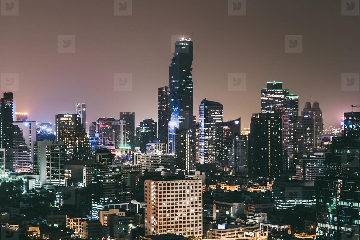 Bangkok Cityscape  03