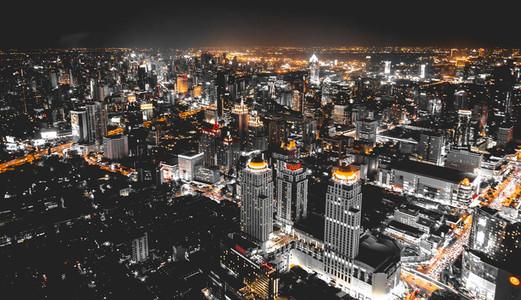 Bangkok Cityscape 04