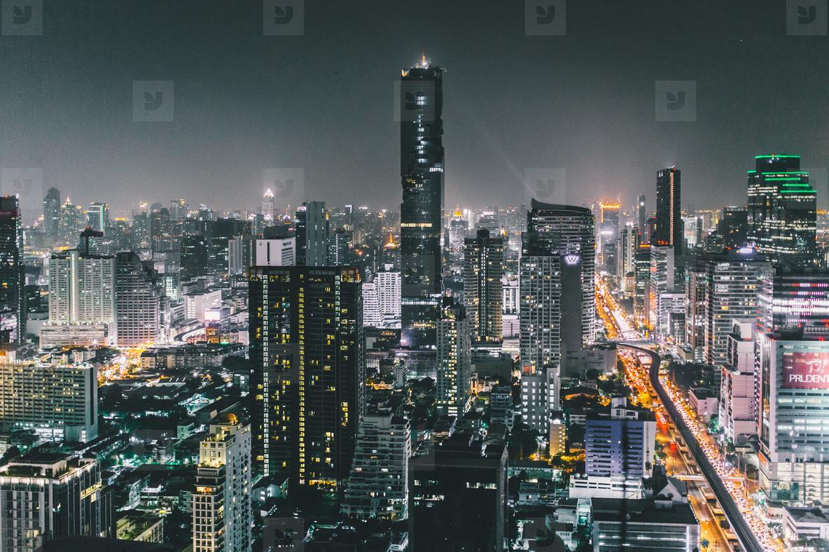 Bangkok Cityscape  05