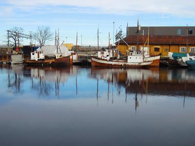 Trondheim Quay