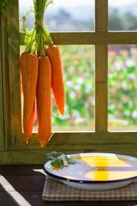 Carrots cream
