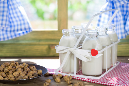 Horchata fresh groundnuts