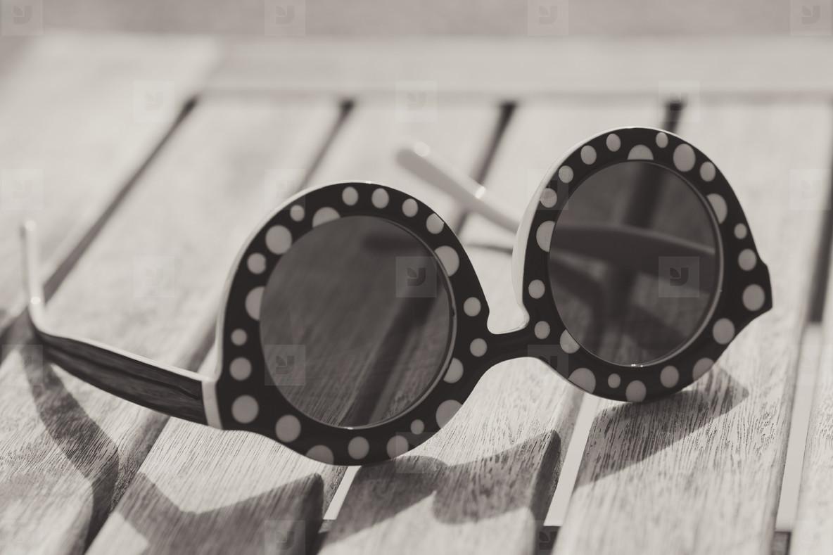 Vintage sun glasses