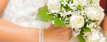 Bouquet bride
