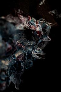 Buffalo Acrylic Texture