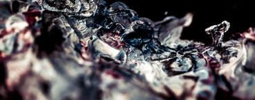 Acrylic Texture  Rhinoceros