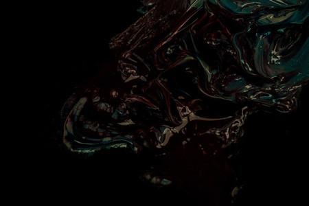 Acrylic Texture  Fluid