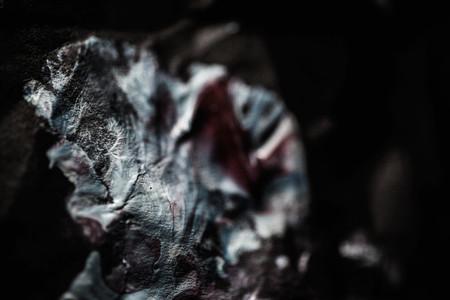 Acrylic Texture  Femur