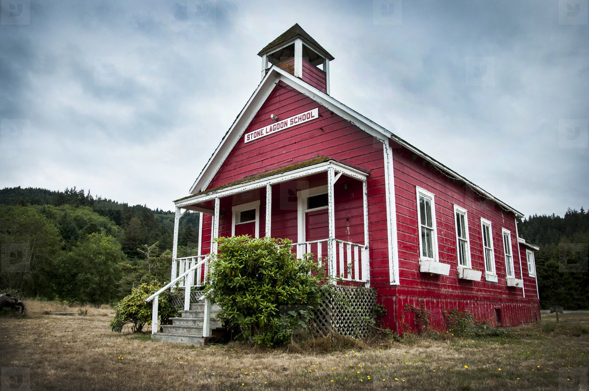 Old Red School House