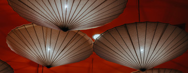 Umbrella Ceiling
