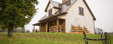 Vermont Pumpkin House