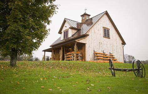 Vermont Pumpkin House