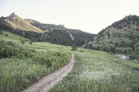 Boulder Colorado Trail