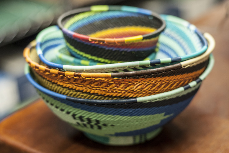 Hand Woven Bowls