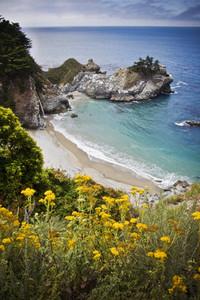 McWay Falls  Big Sur  CA