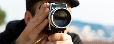 Camera shooting