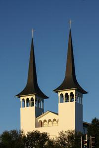 Icelandic Lutheran Church in Reykjavik