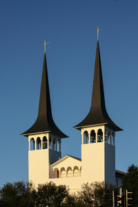 Icelandic Lutheran Church in Reykjavik