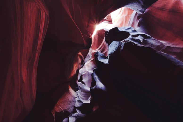 Antelope Canyon  002