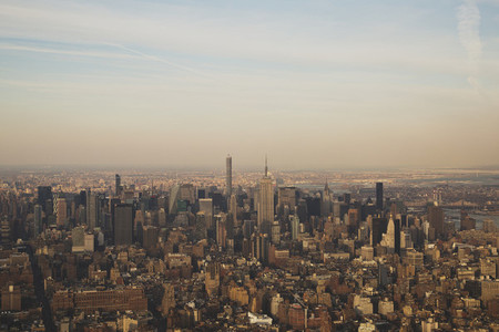 New York City from above  001