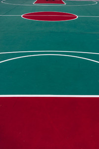 Basketball Court  2