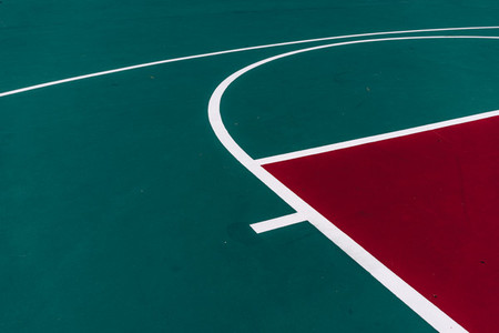 Basketball Court  4