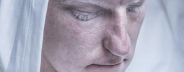 Futuristic Albino Man  15