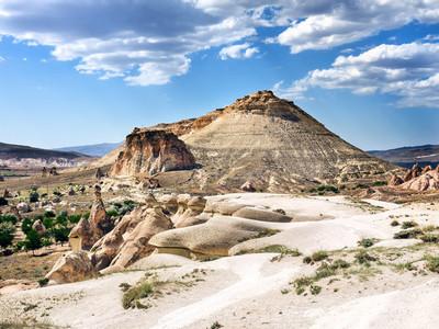 Landscape of Cappadocia