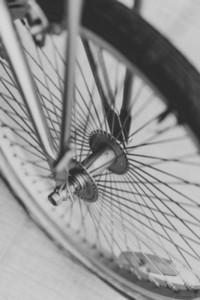 Vintage Lowrider Bicycle