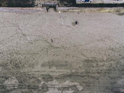 Drone Beach 1