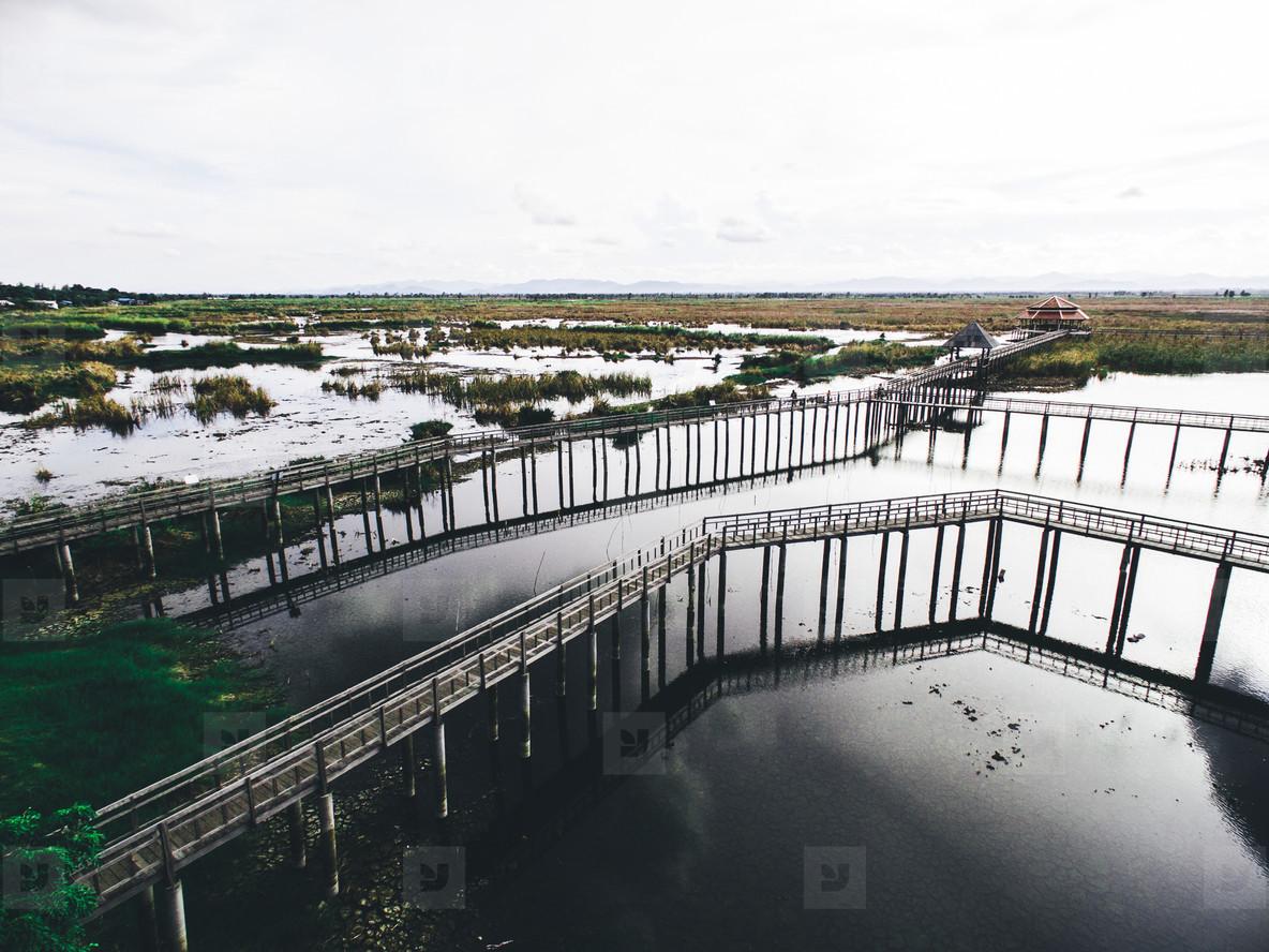 Thai Wetlands Walkway
