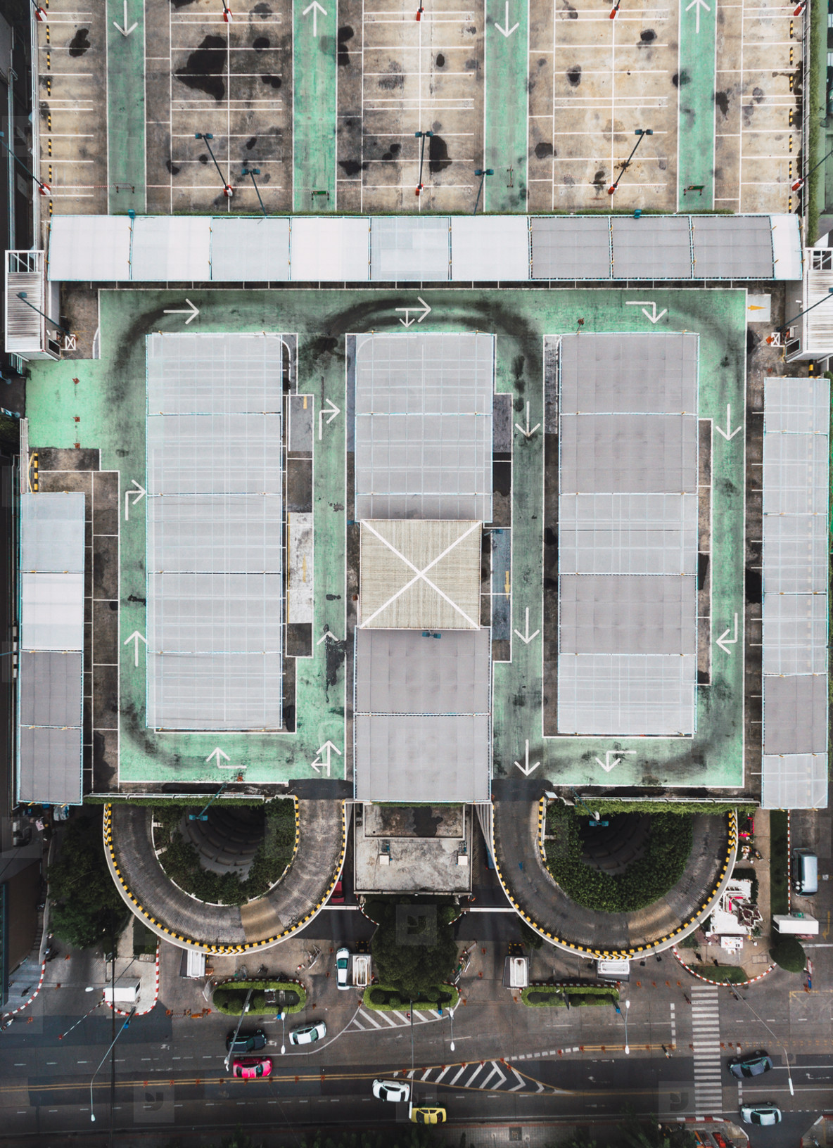 Parking Grid A05