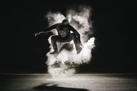 Skateboader