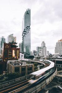 Modern Building  Bangkok