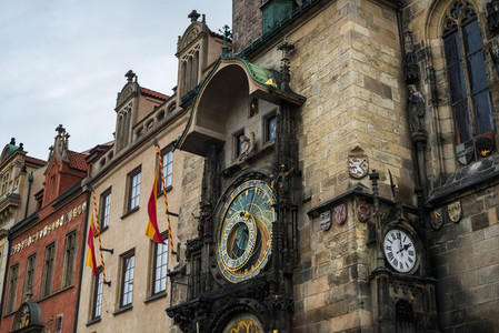 Prague Astronomical Clock Orloj