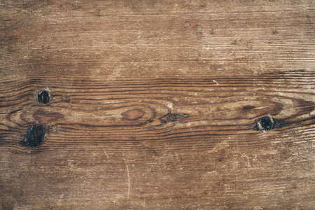 Old rustic wooden brown texture and backgound