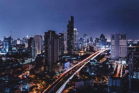 Bangkok Cityscape  06